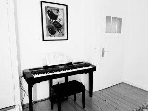Musikschule Libeaux Musikschulraum 2 E-Piano