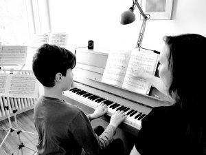 Musikschule Libeaux Einzelunterricht Klavier