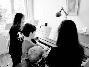Musikschule Libeaux Gruppenunterricht Klavier