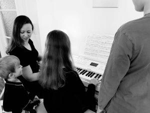 Musikschule Libeaux Klavierunterricht E-Piano