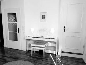 Musikschule Libeaux Raum 1 E-Piano
