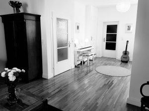 Musikschule Libeaux Raum 1 Eingang